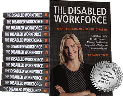 The Disabled Workforce by Rachel Shaw Book